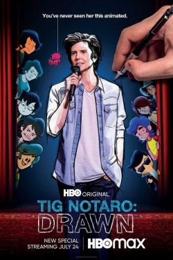 Tig Notaro: Drawn
