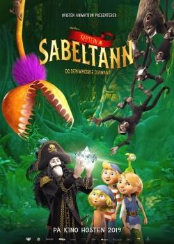 Captain Sabertooth and the Magical Diamond